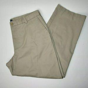 Izod Khaki Dress Pants